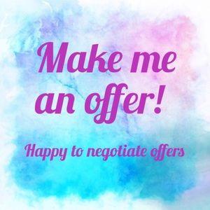 Other - ✨💜 Make an offer! 💜✨